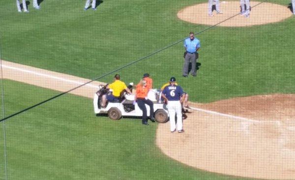 Baseball, Rymer Liriano colpito da un lancio: è grave