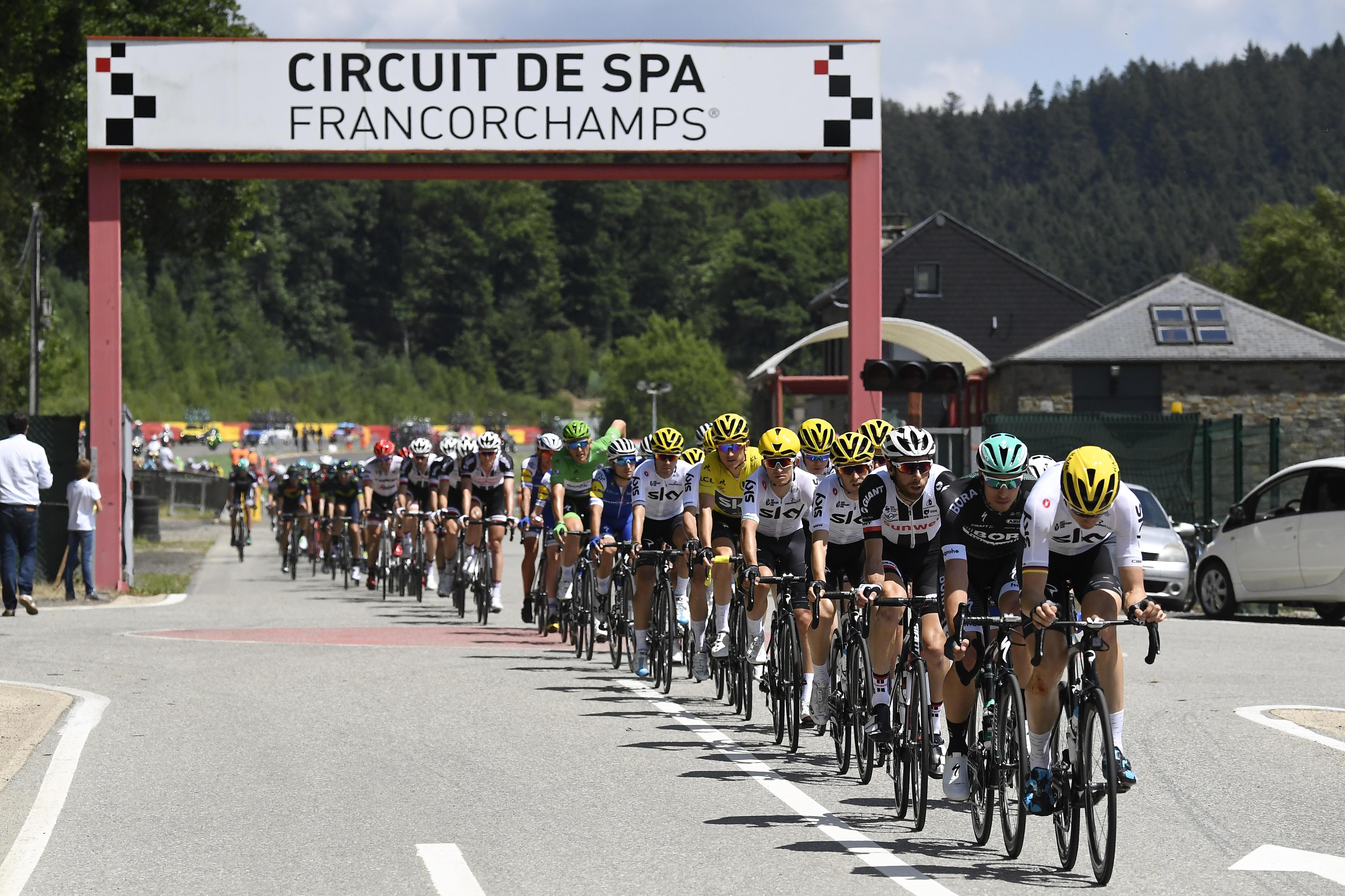 Tour, il trionfo di Sagan