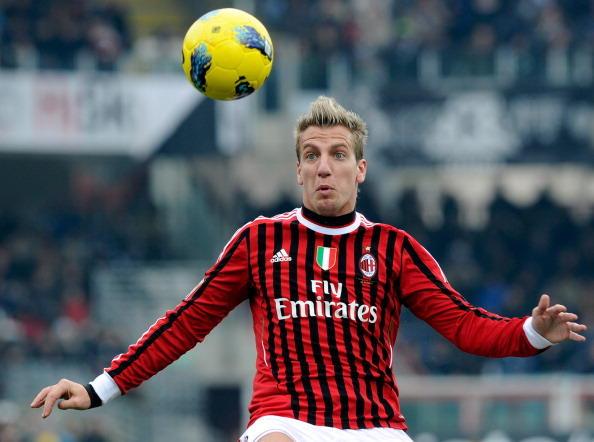 2012: Maxi Lopez passa al Milan dal Catania ma non lascerà grandi tracce