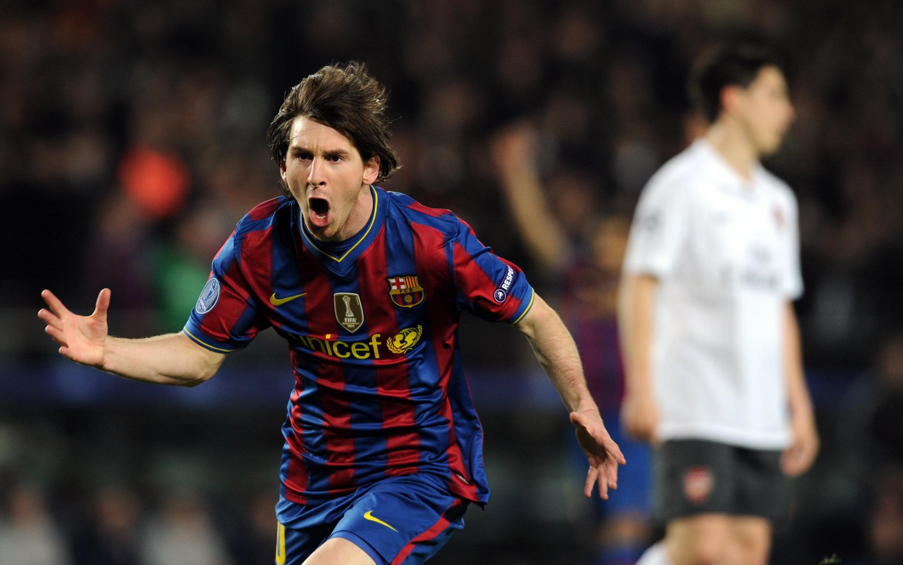 Lionel Messi (Barcellona-Arsenal, 2010)
