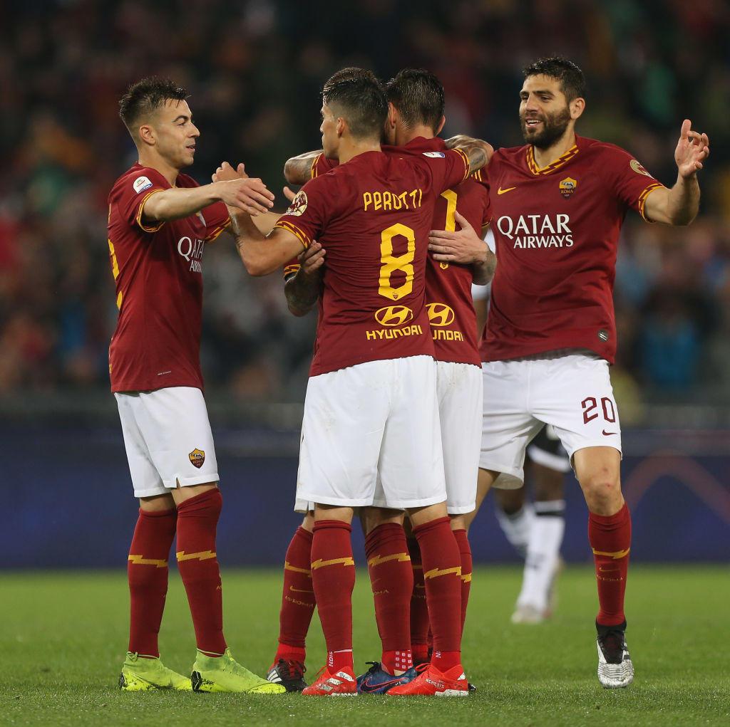 Roma  - Europa League