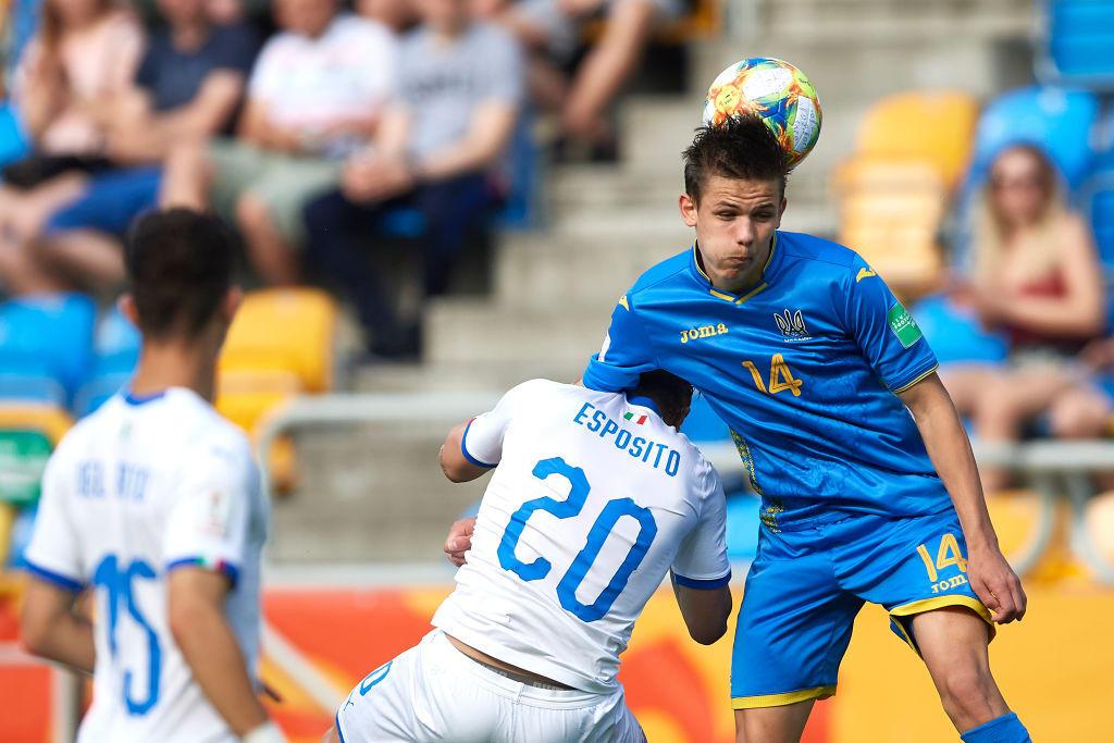 Mondiali: azzurri sconfitti 1-0 dall'Ucraina