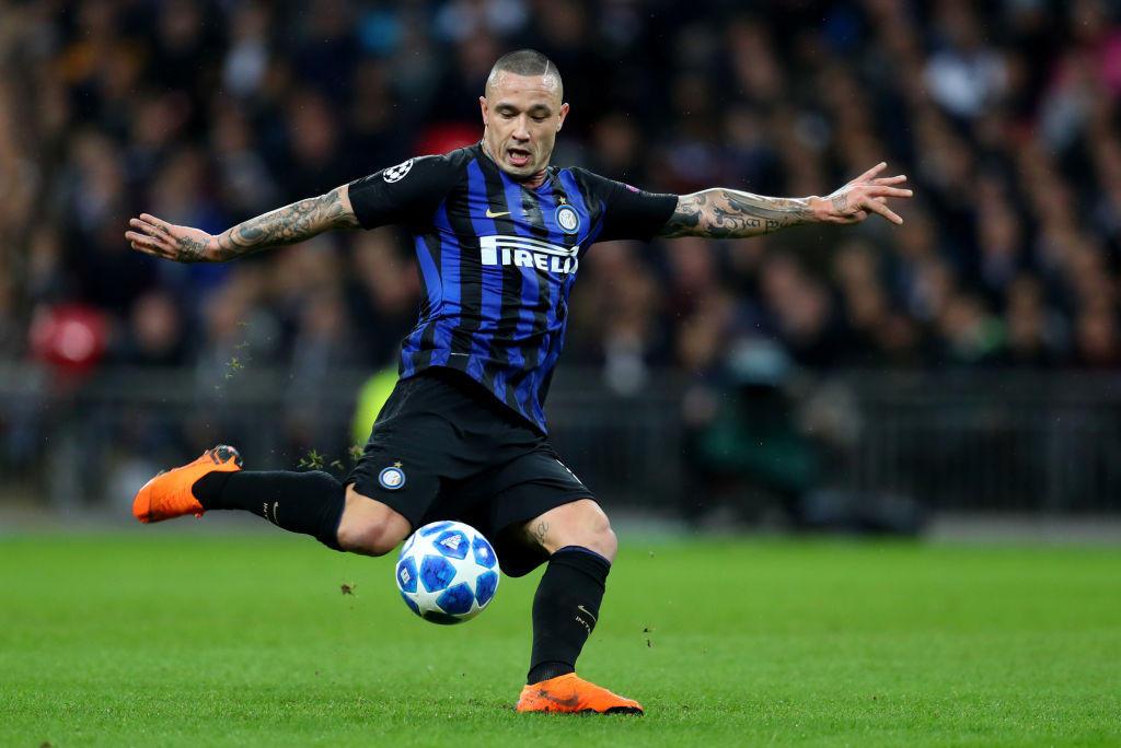 18 - Radja Nainggolan all'Inter (38 mln)