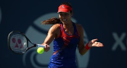Wta Carlsbad: Vinci ko, Ivanovic in semifinale