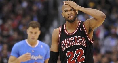 Nba: Clippers asfaltano i Bulls, Pistons ok anche senza Datome