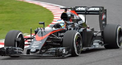 """F1, Alonso: """"Resto alla McLaren, anche nel 2017"""""""