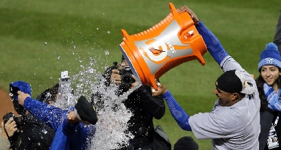 Baseball, playoff Mlb: Royals campioni, 4-1 ai Mets