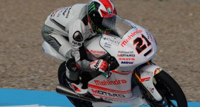 Moto3, Jerez: Bulega secondo posto storico