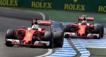 """F1 a Hockenheim, Vettel: """"Qualifica difficile"""""""