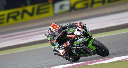 Superbike, Qatar: Rea va di corsa, sue le prime libere