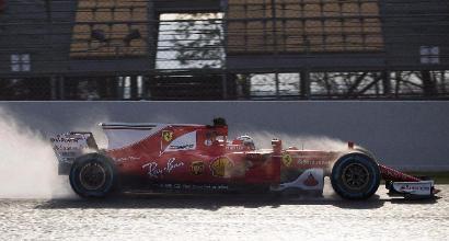 "Raikkonen: ""Ferrari, buon lavoro"""