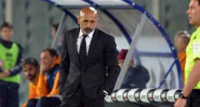 Roma-Lazio, Spalletti in conferenza: