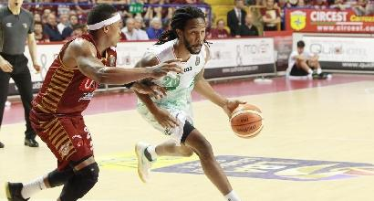 Basket, Sassari ha preso Randolph