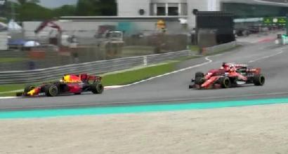 """F1, Vettel: """"Contento, ma volevo il podio"""""""