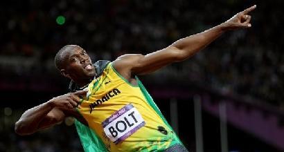 """Usain Bolt: """"Ho firmato con un club di calcio, martedì dirò la squadra"""""""