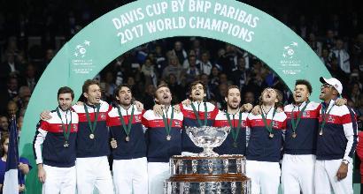 Coppa Davis (LaPresse)
