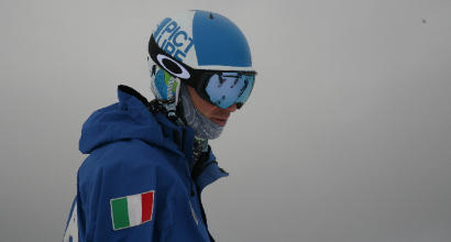 Paralimpiadi 2018, sullo snowboard senza braccio: Priolo punta al podio - GUARDA CHE FORZA: VIDEO