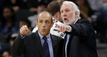 MERCATO NBA - Ettore Messina prossima coach dei Charlotte Hornets?