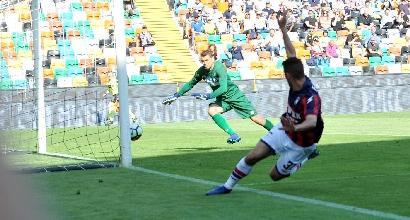 Serie A: il Crotone vince a Udine, Zenga ora è quart'ultimo