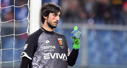 """Perin, il Genoa tratta la cessione: """"Contatti con la Juve"""""""