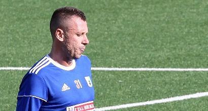 """Cassano, addio al calcio: """"Smetto perché..."""""""