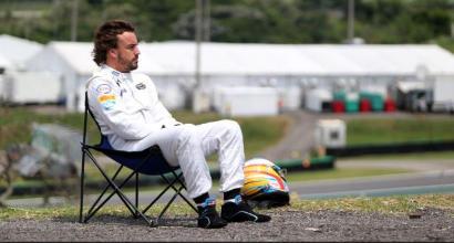 Alonso, una carriera da... tormento ed estasi