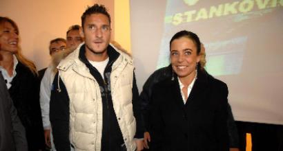 """Rosella Sensi: """"L'11 settembre Florentino Pérez chiese sul serio Totti a mio padre"""""""