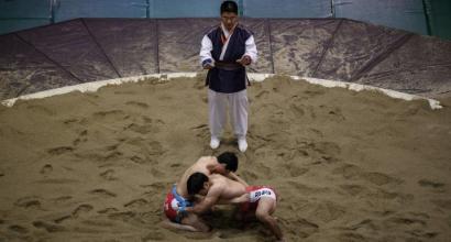 Paese che vai sport che trovi: Corea, dove la lotta è patrimonio dell'umanità