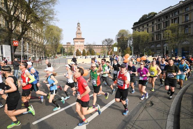 Diminuisce il numero dei maratoneti italiani: in 37.874 al traguardo nel 2018