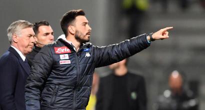 Serie A, Napoli-Cagliari 2-1: decisivo un rigore di Insigne