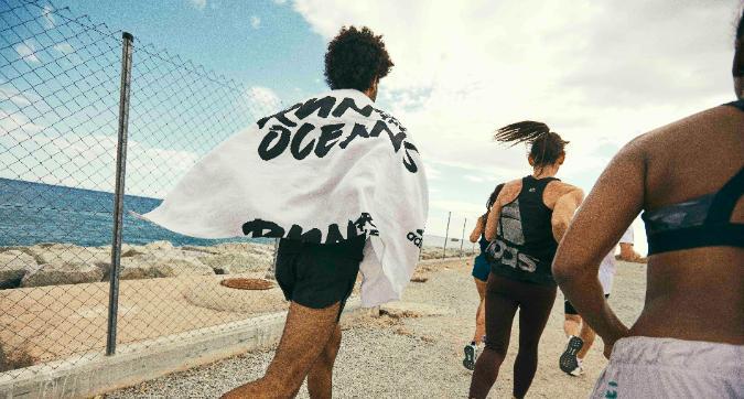 """adidas: """"Run for the oceans"""" a Milano il 14 giugno"""