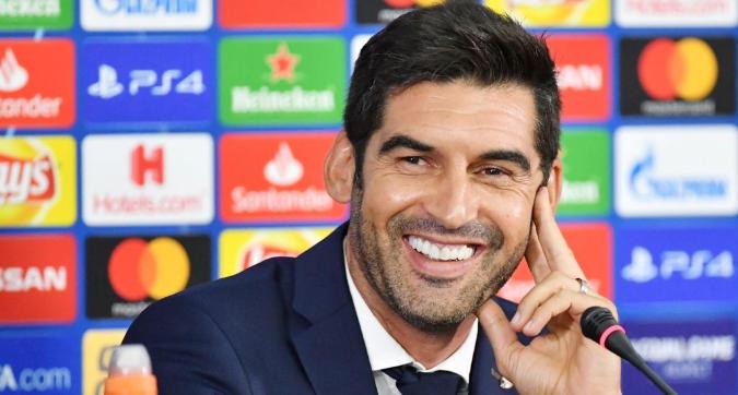 Roma, ufficiale: Fonseca nuovo allenatore