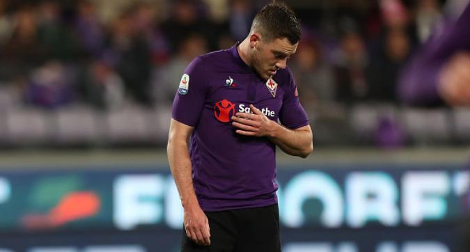 """Fiorentina, Vereout attaccato dai tifosi a Moena: """"Vattene buffone"""""""