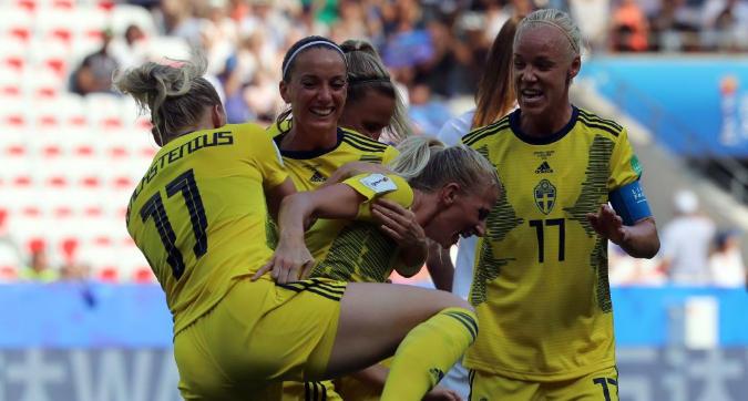 Mondiali femminili: terzo posto alla Svezia, Inghilterra ancora ko