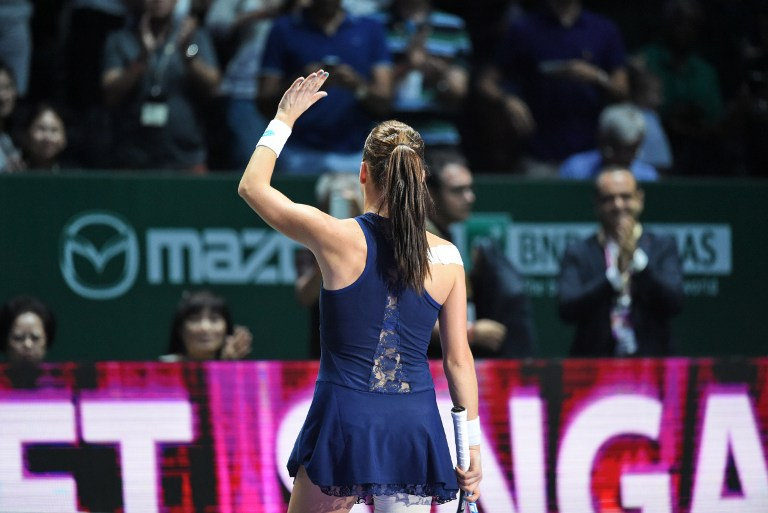 Wta Finals: finale Radwanska-Kvitova