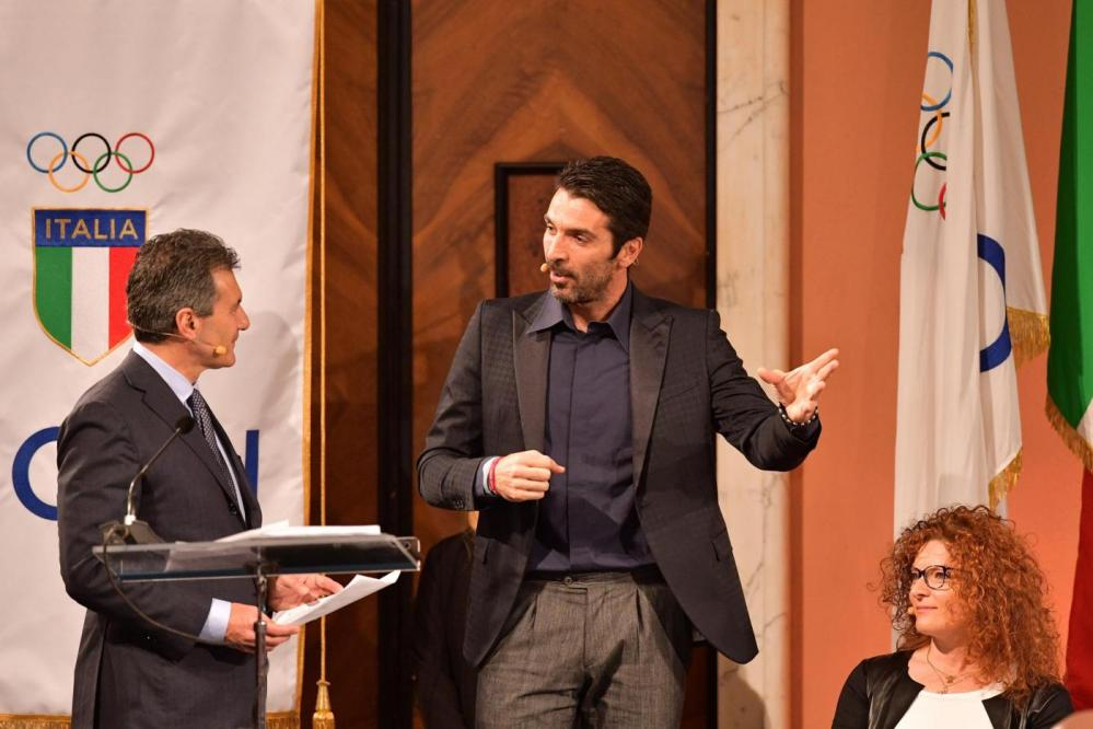 """Collari d'Oro, Malagò: """"Ferita Roma 2024 ancora aperta"""""""