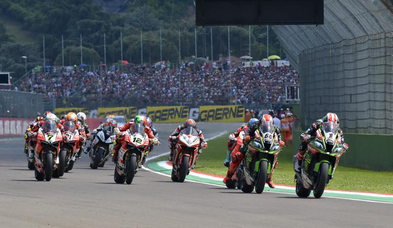 Superbike, Rea spadroneggia a casa Ducati