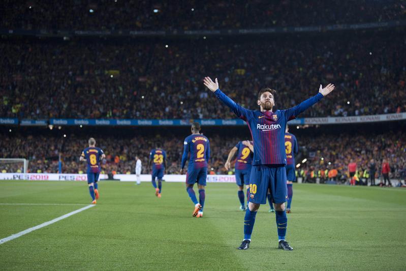7 - Messi, 171,2 mln