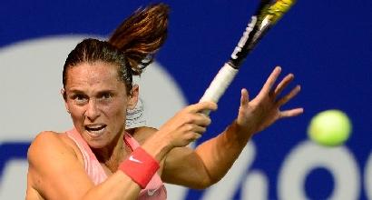China Open: fuori la Vinci, il Masters è lontano