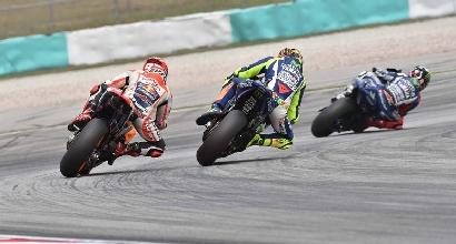 Valentino Rossi, la rimonta a Valencia è ancora possibile