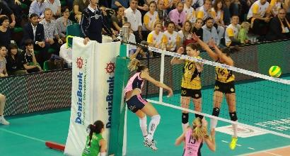 Volley, Champions donne: delirio Casalmaggiore, è campione d'Europa