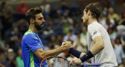 Us Open: la pioggia frena i match, Murray stende Granollers