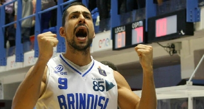 Basket, Serie A: colpo Brindisi, Cremona si inchina