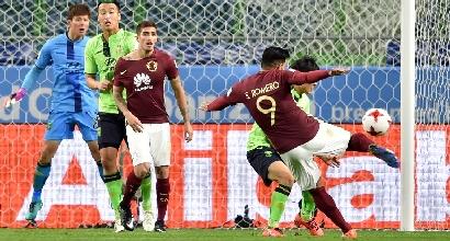 Mondiale per club, Club America e Kashima Antlers in semifinale