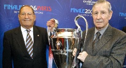 La Francia e il Real piangono Kopa, leggenda del calcio Anni Cinquanta