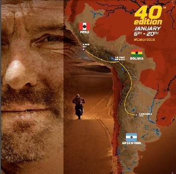 La Dakar 2018 ha fatto tappa a Milano