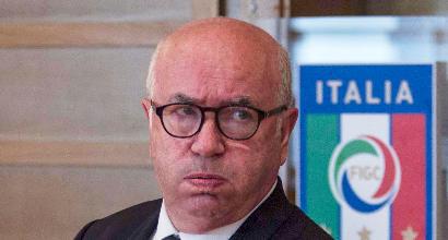 """Tavecchio commissario della Lega di A. Malagò: """"Sia di breve durata"""""""