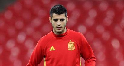 Spagna, Lopetegui pensa al falso nove: Morata in panchina, spazio ad Asensio