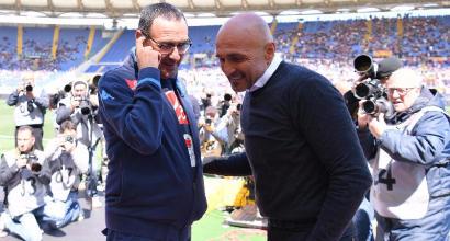 """Il Napoli risponde a Spalletti: """"Questa è stupenda..."""""""