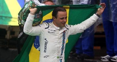 Formula 1, Massa si ritira: